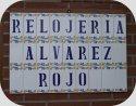 Instalaciones Alvarez Rojo, Relojero Artesano